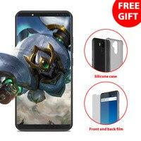 Vernee X 6GB 128GB 4G LTE Smartphone MT6763 Octa Core 6 Inch 2160 1080 Face ID