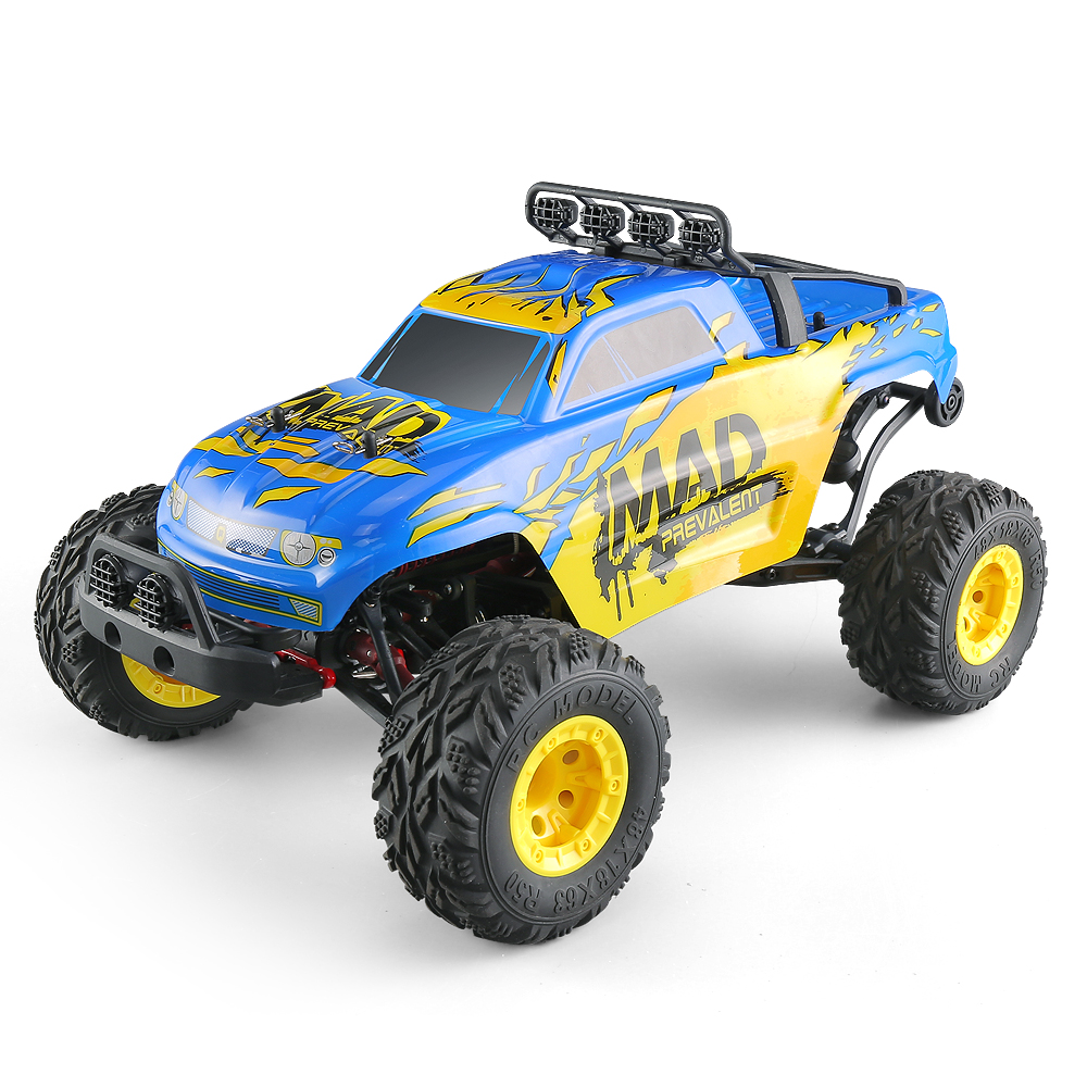JJRC Q40 Mad Man 1/12 2.4G 4WD Short-course Truck High Speed Off-road Car Buggy RTR Remote Control Vehicle Toys for boys Gift цена