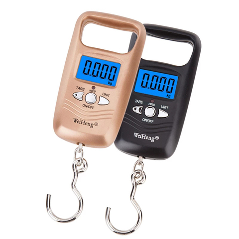 Portable 50kg x 10g Traveling Luggage scale Electronic Weight Scales for fishing suitcase digital Steelyard weight Balance Islamabad