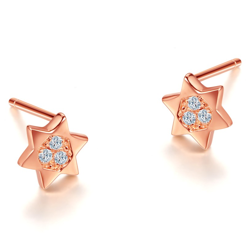 silver earrings CAE01847SA-3 (2)