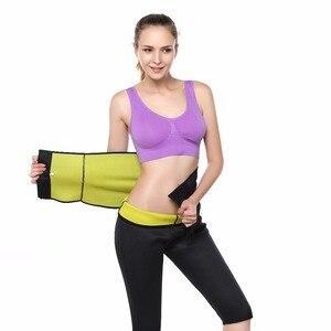Image 3 - Chenye 2019 shapers cintura trainer cinto de emagrecimento compressão do corpo ajustável shaper cintura cintos neoprene lingerie espartilhos