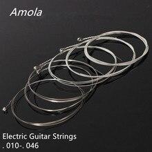 Guitar Electric Strings  Nickelplated Steel Standard Tension bullets 1-6th 010-046 Guitar Strings EST3050R
