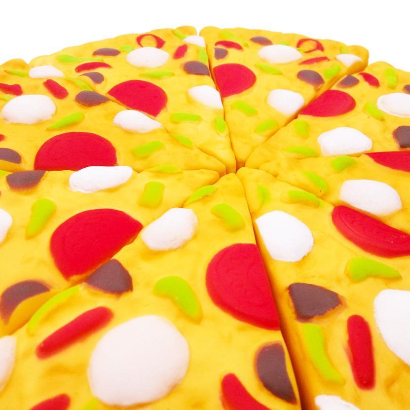 8 см мини вкусной пиццы мягкими замедлить рост крем Ароматические Шарм снятие стресса игрушка 100% новый бренд и высокое качество образования... ...