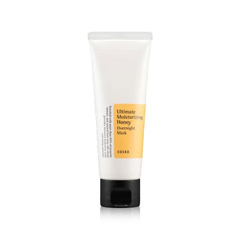 Cosrx Ultimate Moisturizing Honey Overnight Mask 60g Face Mask Facial Skin Care Sleep Masks Whitening Firming Anti Winkles