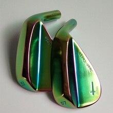 Jean Carlo Aaron Гольф клиновидная головка кованая углеродистая сталь клиновидная Клубная деревянная железная клюшка