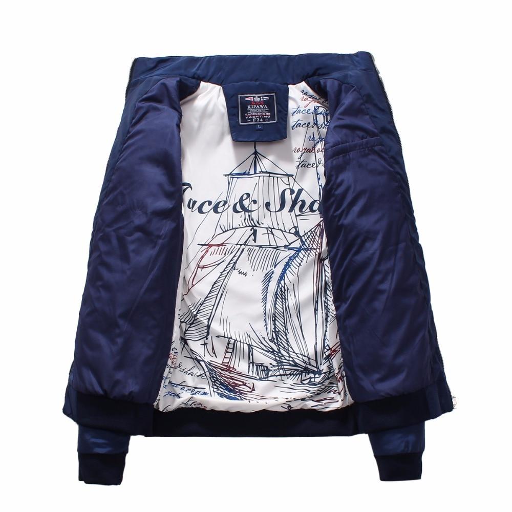Original Brand Mens Jacken Und Mäntel Luxus Tace & Shark Stickerei - Herrenbekleidung - Foto 4