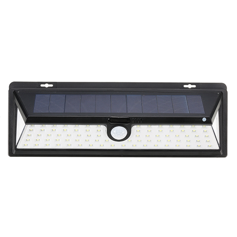 Solar Powered Emergency 90 LED Solar Light PIR Motion Sensor Outdoor LED Garden Light Security Wall Lamp Waterproof IP65