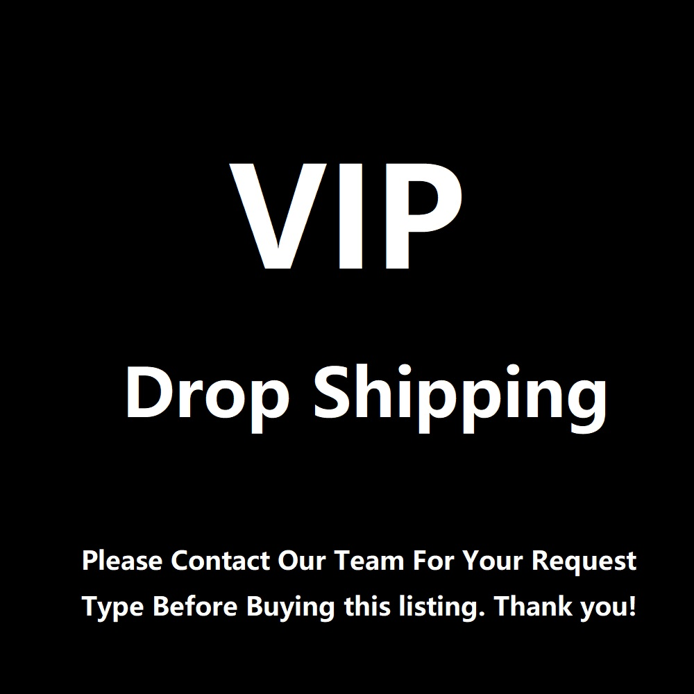 VIP Drop Shipping Dedicated Service For Mr Singh