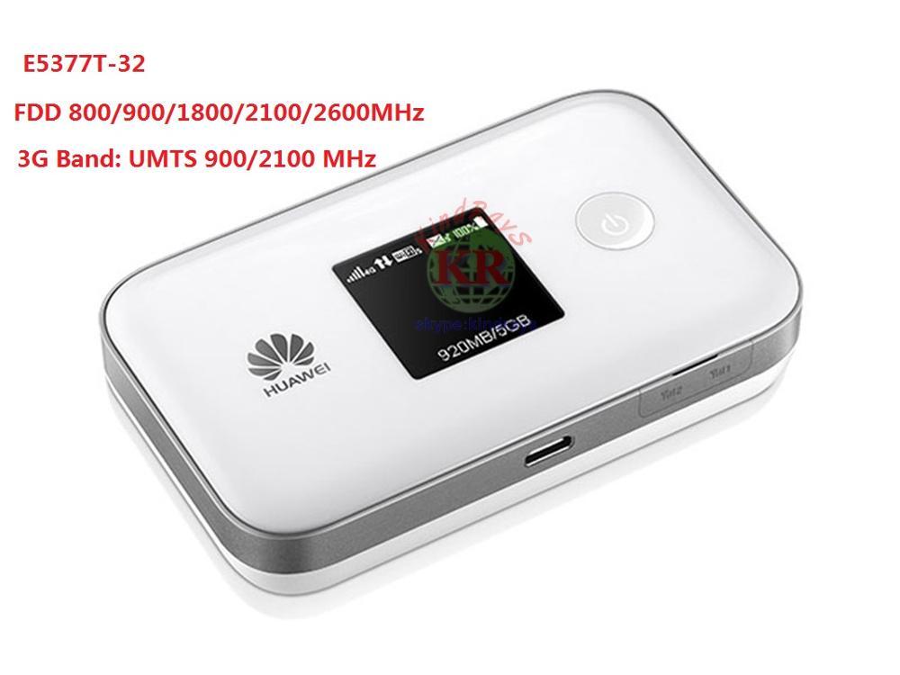 unlocked Huawei E5377T 3G 4G wireless router PK E5770  E5186 E5172 E5776 E5770