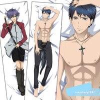 Anime Hugging Bady Pillow Case 150*50cm Hakkenden Touhou Hakken Lbun