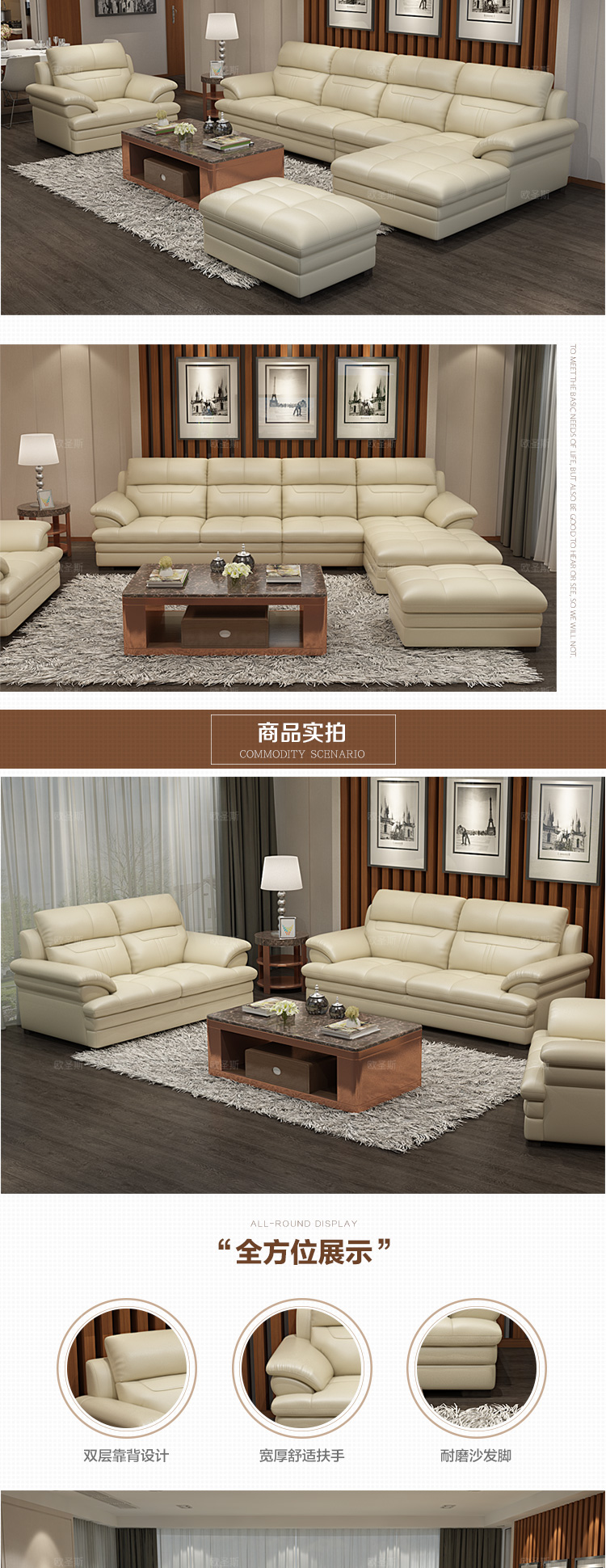 New Style Sofa Set Design Us 1187 5 5 Off 2017 New Design Italy Modern Leather Sofa Sectional Corner Soft Comfortable Livingroom Genuine Real Leather Sofa Set 660 In Living