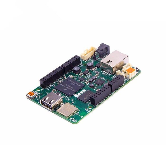 Pour UDOO NEO complet Linux ordinateur de bord unique enrichi avec 9 axes capteurs de mouvement, Bluetooth 4.0 et Module wi-fi pour Arduino-alimenté