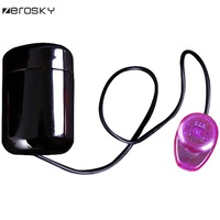 Zerosky 12 Snelheden Afstandsbediening USB Lading Vibrator Liefde Ei Seksspeeltje voor Mannen Vrouwen Super Krachtige Vibratie Ei Body Massage