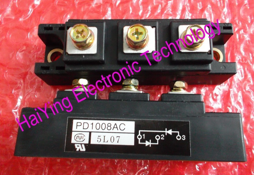 PD1008AC         NIEC         IGBT   MODULE pd100kn16 niec 100a1600v half bridge rectifier module