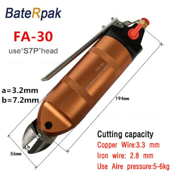BateRpak FM-10 / FA-5/10/20/30 Cizallas neumáticas / Tijeras - Herramientas eléctricas - foto 6
