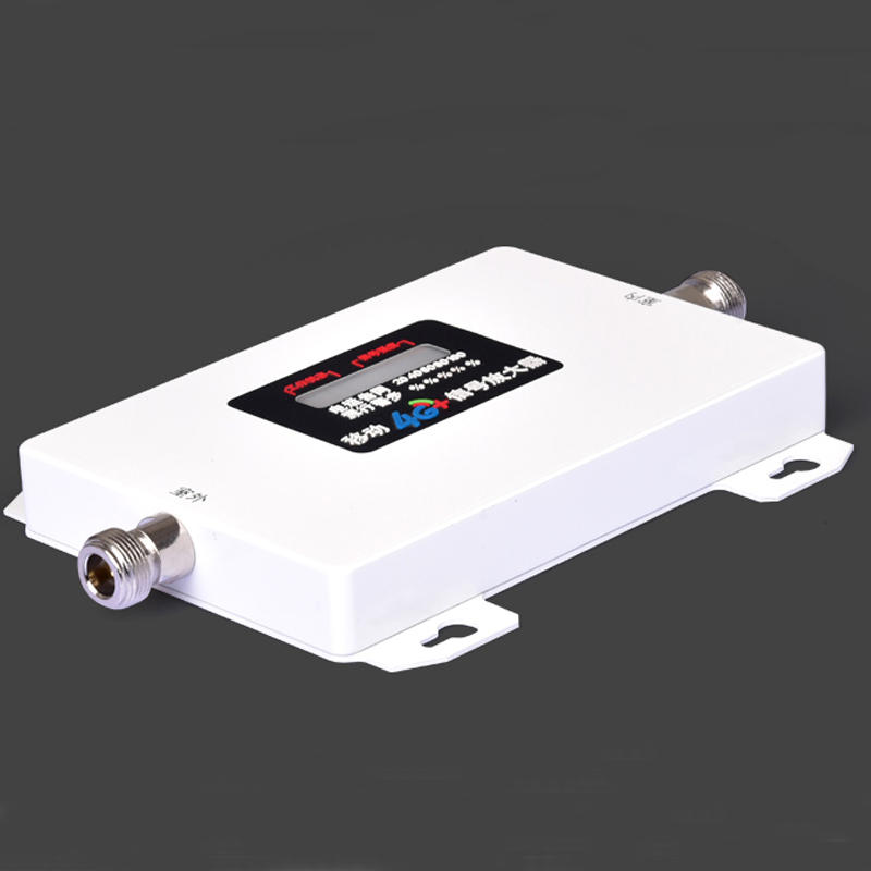 Image 2 - Repeater 4G LTE Signal Booster TDD 4G LTE 2300 2400 mhz Mobile Phone Signal Repeater 65dB Gain LCD Display 4G Amplifier-in Signal Boosters from Cellphones & Telecommunications