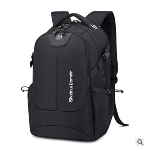 Men Oxford Backpack Large Capacity Double shoulder bag for Men Laptop Day Pack for Teenagers Men's Business Travel Backpack bags men s backpack women backpack female school bag for teenagers men laptop backpacks men travel bags large capacity student bags