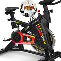 Home exercise bike indoor sports bicycle abdomen weight loss fitness equipment shaping body Unisex
