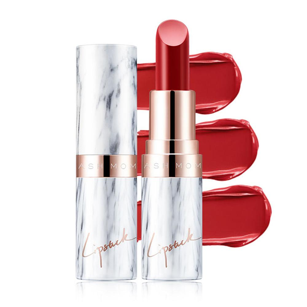 Brand Matte Nude Lipstick Korean Cosmetics Dark Red Lip Matte rouge a levre mat Longlasting Moisturize Makeup Lip Balm for Women in Lipstick from Beauty Health