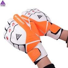 Soccer Soccer Gloves Men Latex Goalkeeper Gloves Soccer football gloves-latex plam Goal Keeper Gloves For Training