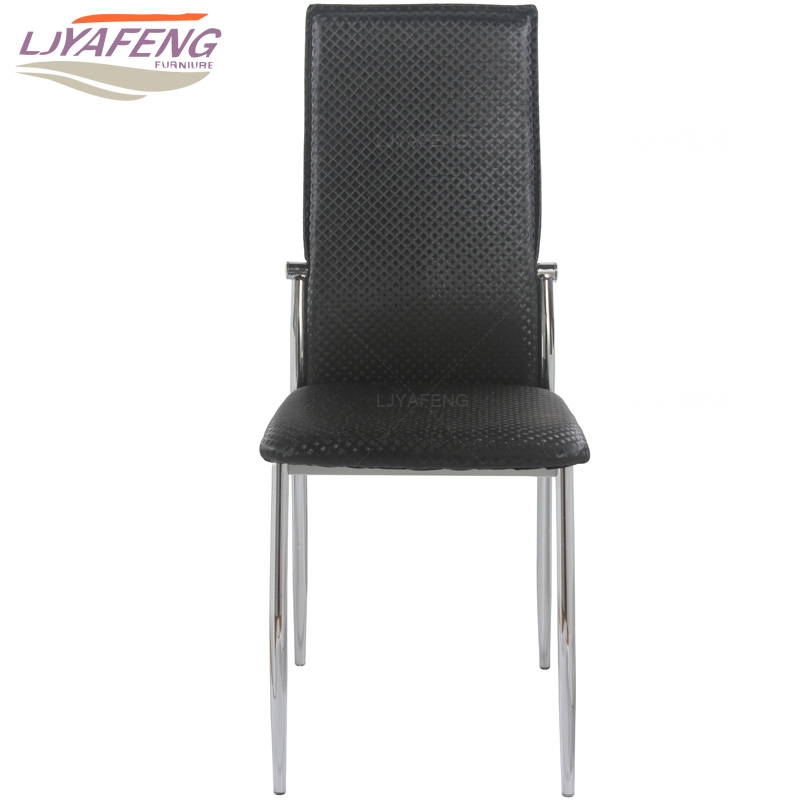 9061-5, the artificial leather, kitchen chair and iron chair are black . According to the bar's kitchen Family furniture 9050a the artificial leather dining chair kitchen chair and iron chair are white according to the bar s kitchen family furn