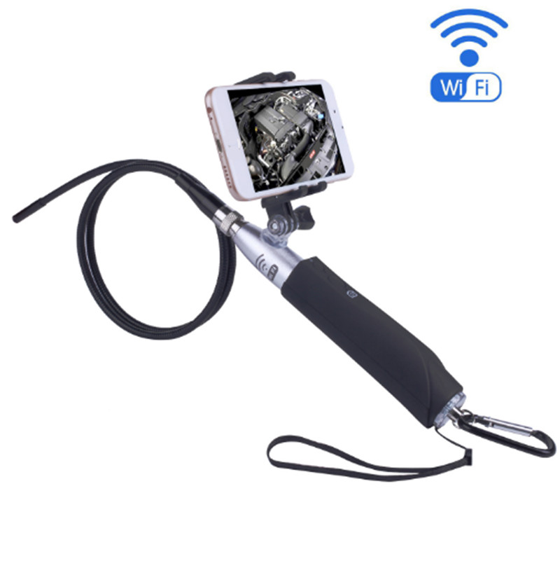 8MM 2MP Water-Proof IP67 720P WIFI Endoscope Camera