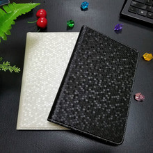 ФОТО jike new creative plain and pure color prevent falling flash chip environmental pu pad case for ipad ipad 234 mini 1234 air 12