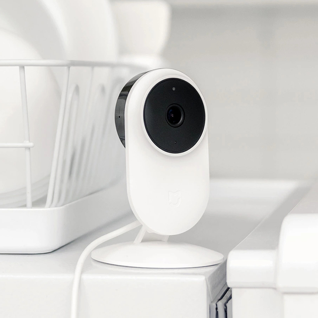 Original Xiaomi Mijia Smart Camera 1080P 2.4G&5.0G Wifi baby Wireless monitor 10m Night Vision Hierarchical IP Detection Camera 1