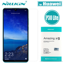 Nillkin Huawei P30 Glass P30 Lite Screen Protector Nillkin Safety Glass for Huawei P20 Pro Protective Glass on Huawei P20 Lite