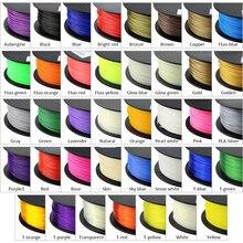 HUAFAST PLA Filament 3d Printer Materials 1.75mm 1kg/0.25kg ABS 3D Printing Pen Filament Plastic parts Suitable for creality