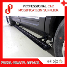 Automatic scaling aluminium alloy Electric pedal side step running board for Edge 2015 +
