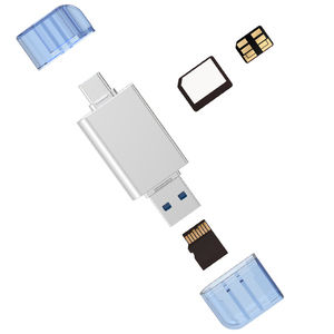 Image 5 - UTHAI C39 For HUAWEI NM Card Reader Type C to Micro SD/USB3.0 Adapter Multi In 1 usb3.0 For Mobile/PC Use Nano Memory Card Read