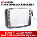 3.5 inch TFT LCD Color Monitor For Fish Finder Camera Underwater Fishing Camera