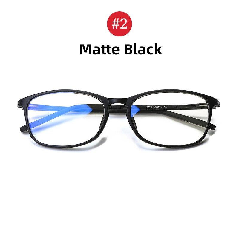 2 Matte Black
