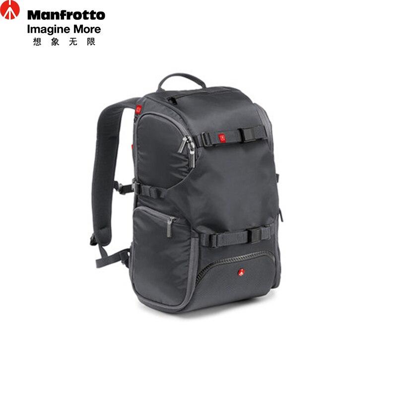 Manfrotto MA BP TRV нейлоновая сумка для камеры Портативная Цифровая камера рюкзаки Мульти функция сумка для переноски SLR фотографии аксессуары сум