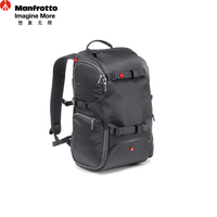 Manfrotto MA BP TRV Nylon Camera Bag Portable Digital Camera Backpacks Multi Function Carry Bag SLR Photography Accessories Bag