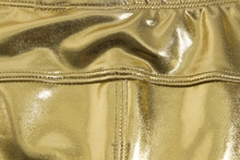 CV Men Swimwear Metallic Gold Print 23805