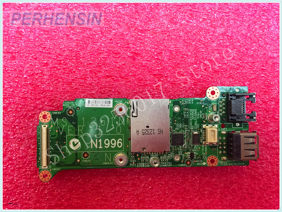FOR MSI  FOR MS-1621 MS-16211 USB SD READER WLAN BOARD MS-1621N ssk scrm 060 multi in one usb 2 0 card reader for sd ms micro sd tf white