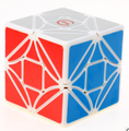 [Fang cubo de canto é a versão simples] 3-ordem cubo de canto em forma de super versão curta