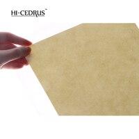 Безупречное качество цвета слоновой кости 8,5 дюймов * 11 дюймов 85 г 75% хлопок 25% лен принтера, письмо, канцелярские бумаги с цветной волокна.