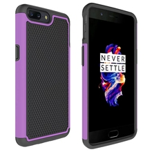 For Oneplus5 Case Shockproof Hybrid Hard Rubber Armor Phone Case for Oneplus 5