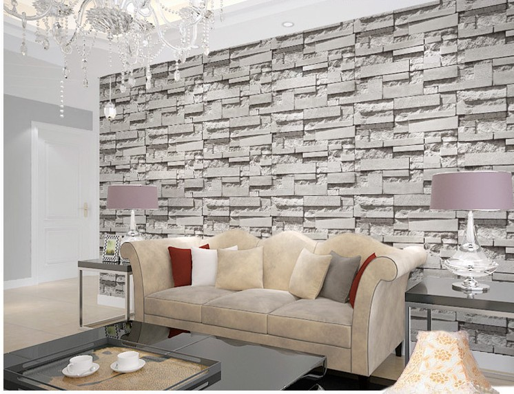Pvc Wall Design Images : Aliexpress buy simple classic d pvc brick design