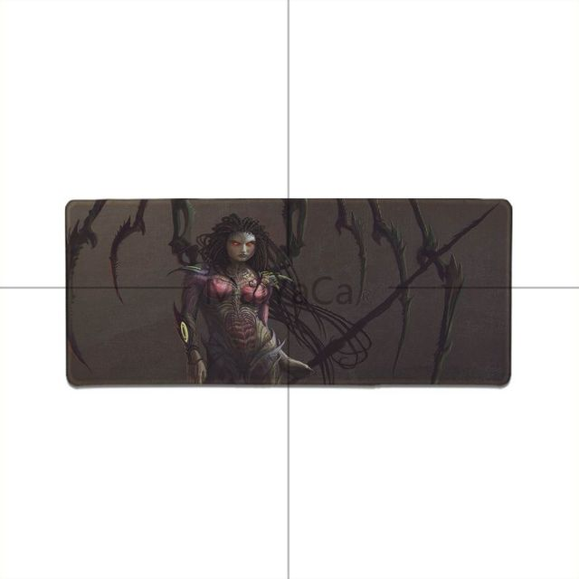 MaiYaCa Boy Gift Pad Starcraft heart of the swarm Durable Desktop Mousepad anime dota2 Soft Rubber Professional Gaming Mouse Pad 3