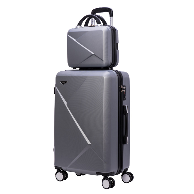 Travel suitcase set with wheel Rolling Luggage Spinner trolley case Woman Cosmetic case carry-on luggage travel bag Boarding boxTravel suitcase set with wheel Rolling Luggage Spinner trolley case Woman Cosmetic case carry-on luggage travel bag Boarding box