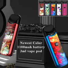 5pcs/lot Newest Smok Nord Kit Vape pod 1100mAh & 3ML POD E cigarette Pen fit mesh/ceramic Coil MTL