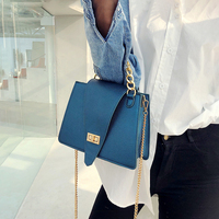 Acrylic Chain Shoulder Bags