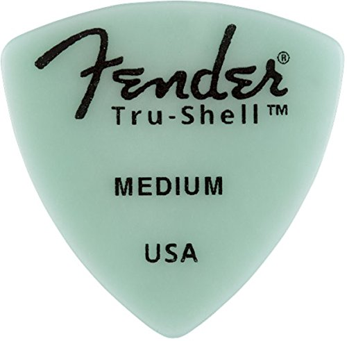 HEAVY Single Pick Fender 346 Shape Tru-Shell Premium Guitar Pick