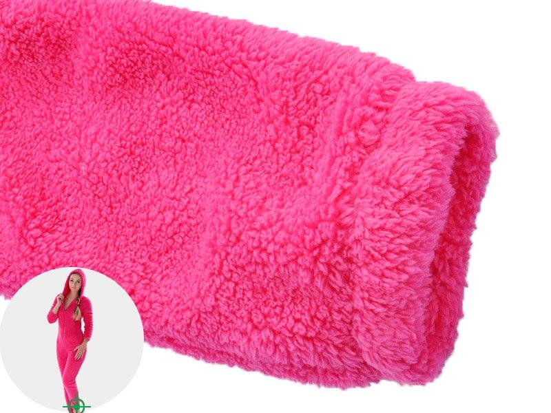 Adults Plus Size Onesie Pink Rose Red Pajama Sets Girls Autumn Winter Fleece Warm Hooded Onesie Sleepwear For Women Teenagers ac