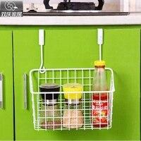9063 Door Hanging Basket Kitchen Supplies Storage Basket Water Storage Rack Kitchen Cabinet Spice Rack Shelf