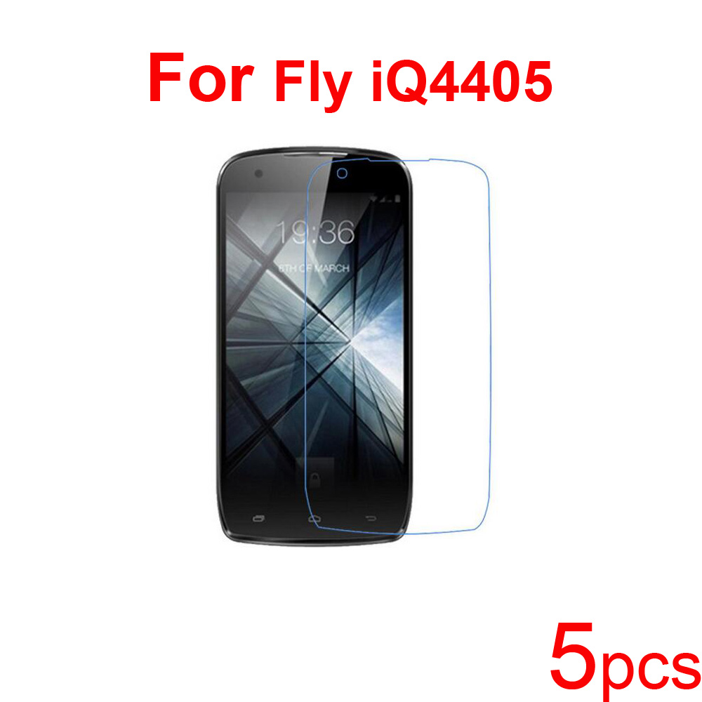 Fly iq4405/06/14/13 Screen Protector,5pcs Clear/matte/Nano anti-explosion Guard Protective Films for Fly iQ4405 4406 4414 4413